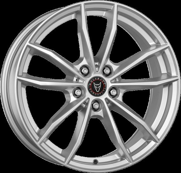 Alloy Wheels Wolfrace X12 Polar Silver