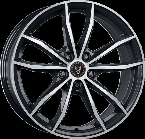 Alloy Wheels Wolfrace X12 Gloss Black Polished