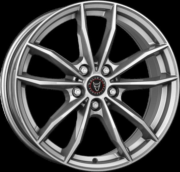 Alloy Wheels Wolfrace X12 Gunmetal