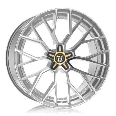 Alloy Wheels Wolfrace 71 Luxury Munich GTR Urban Chrome