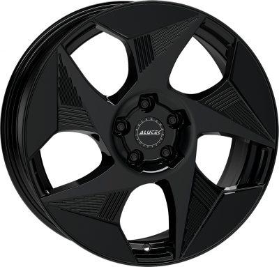 Alloy Wheels Alutec Solar Diamond Black