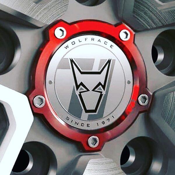 Alloy Wheels Wolfrace 71 Luxury Decal Caps